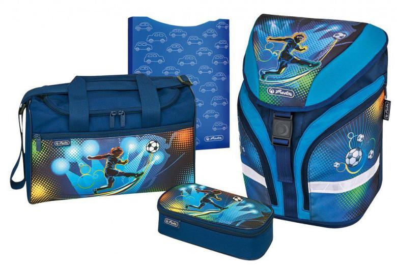 Školní batoh motion - FOTBAL  965b4b0581