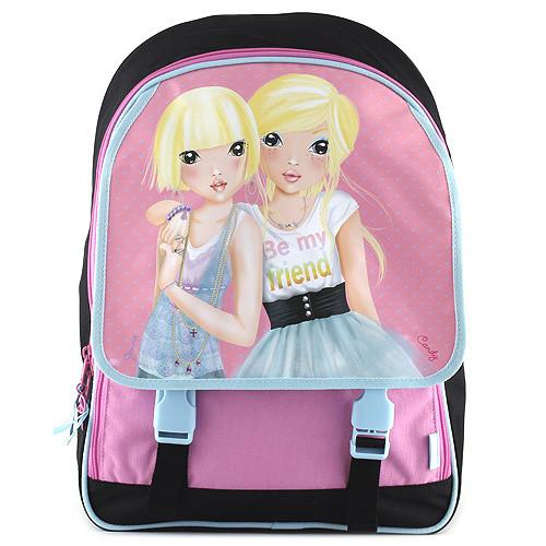 Školní batoh Top Model - Modelky Candy a Jenny