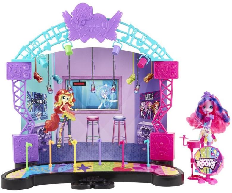 My Little Pony Equestria Girls jeviště
