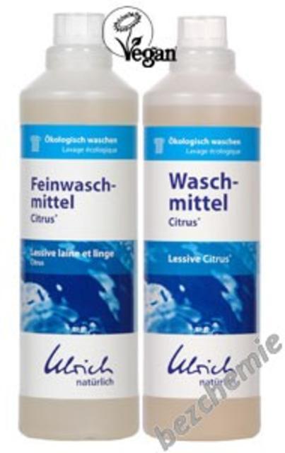 Prací gel citrus Ulrich 1 litr