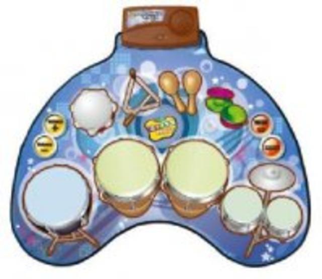 Škola hudby bicí - interaktivní podložka