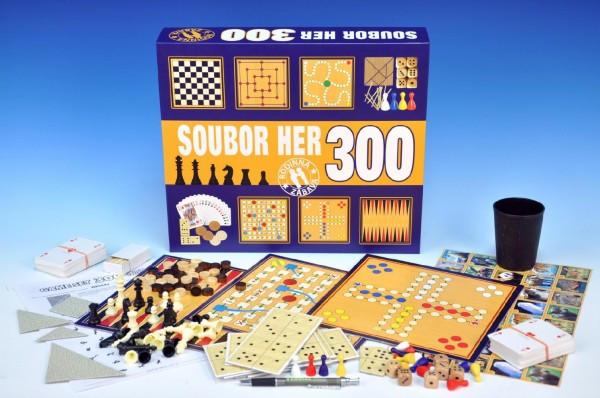 Soubor her 300 společenská hra