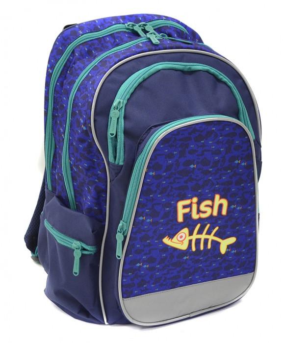 Anatomický batoh ERGO UNI - Fish