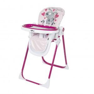 Dětská židlička Primo - PINKDOG