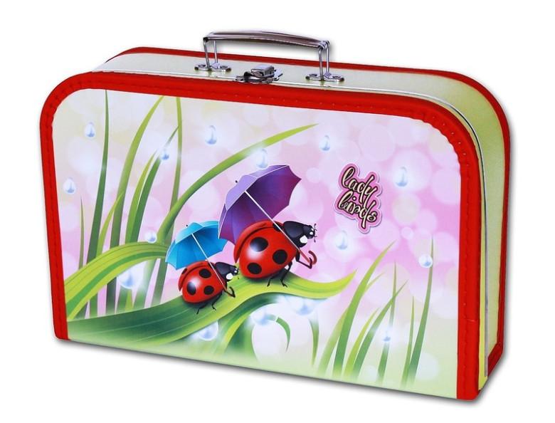 Kufřík 35 cm Ladybirds Emipo
