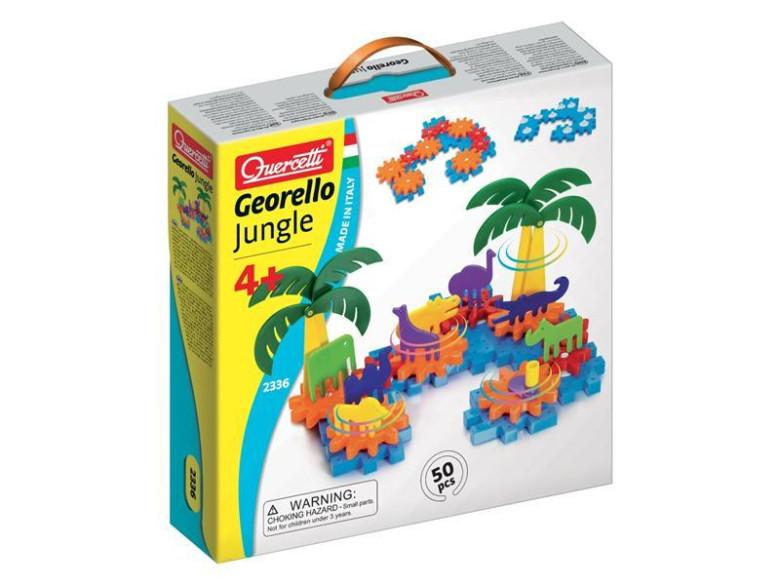 Převodová stavebnice Georello Jungle