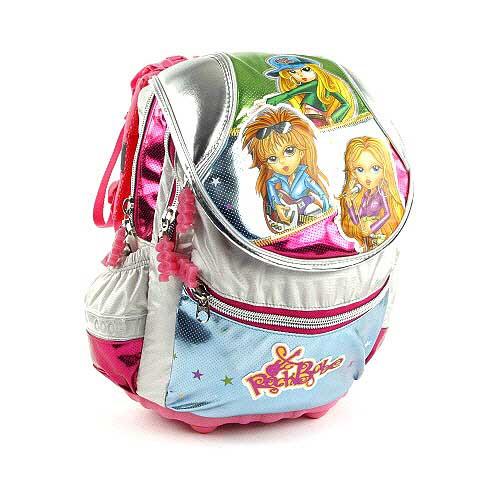 Školní batoh Cool - RockBabe - tři holky