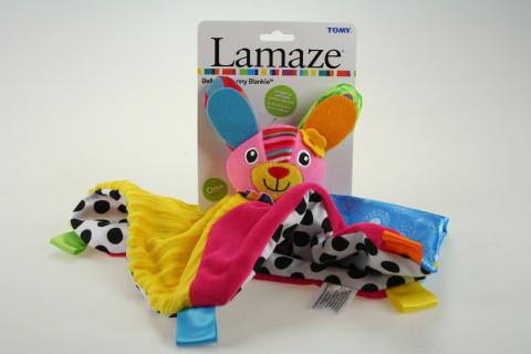 Mazlící dečka Zajíček - Lamaze