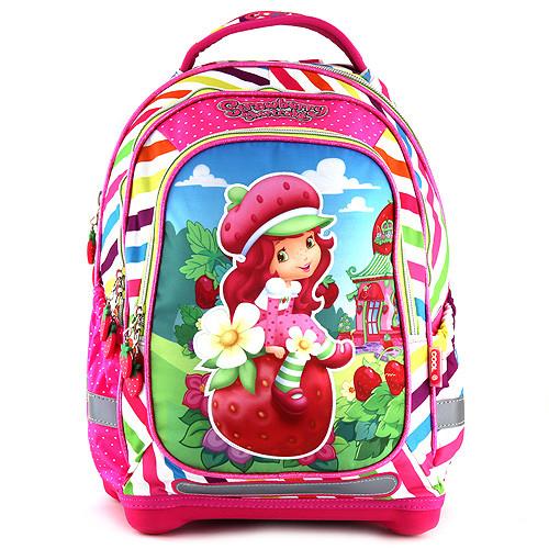 Školní batoh Strawberry Shortcake - Pink Garden