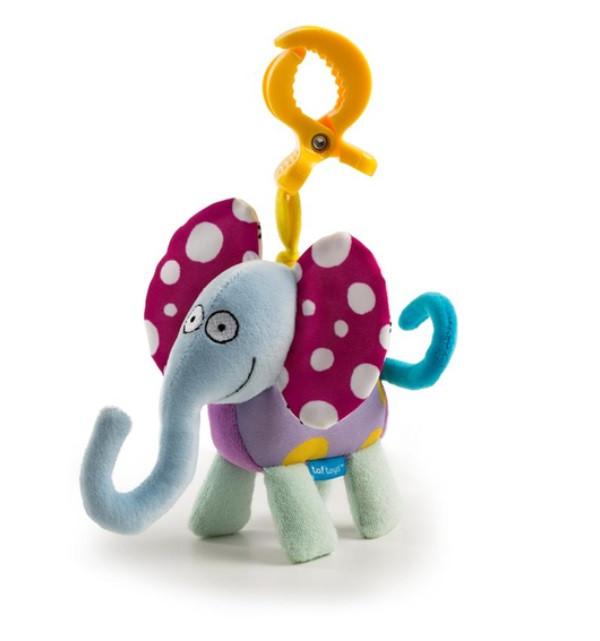 Vibrující slůně taf Toys