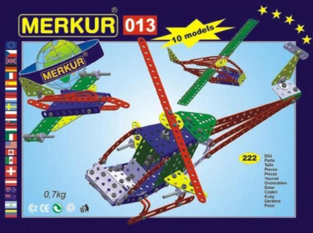 Merkur M 013 Vrtulník 222 d.