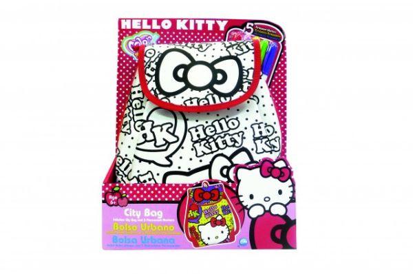 Alltoys Color me mine batůžek Hello Kitty