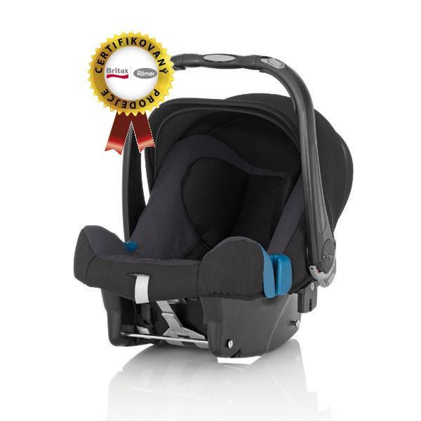 Autosedačka Römer Baby-Safe plus SHR 2 2014 - Black Thunder 0 - 13kg