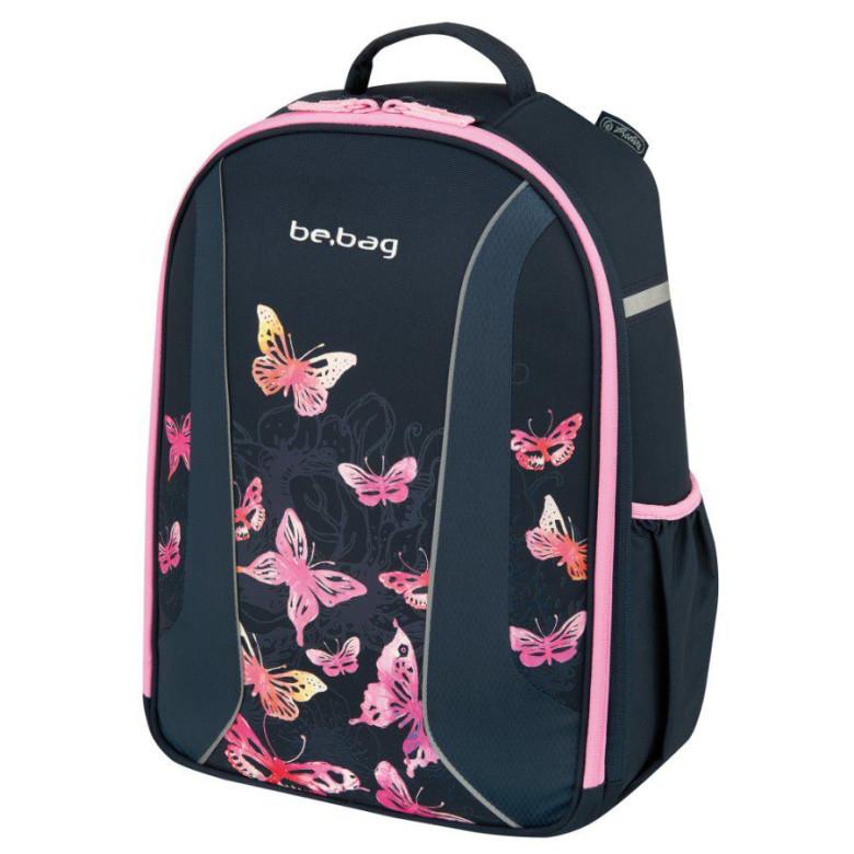 12b76a95654 Školní batoh be.bag airgo MOTÝL