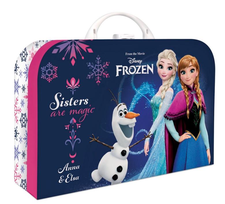 Kufřík lamino Frozen - Ledové království 35 cm