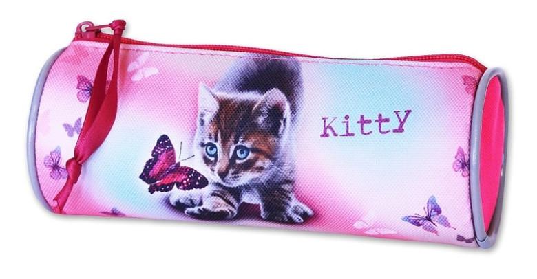 Etue válec Kitty Emipo
