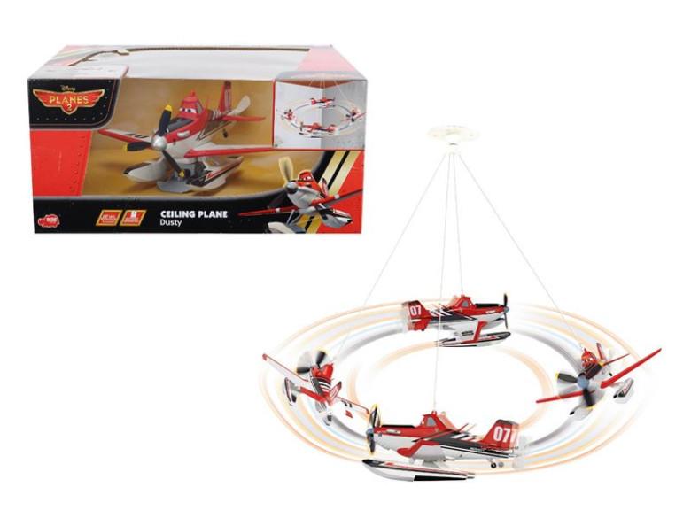 Planes závěsné letadlo na strop Prášek