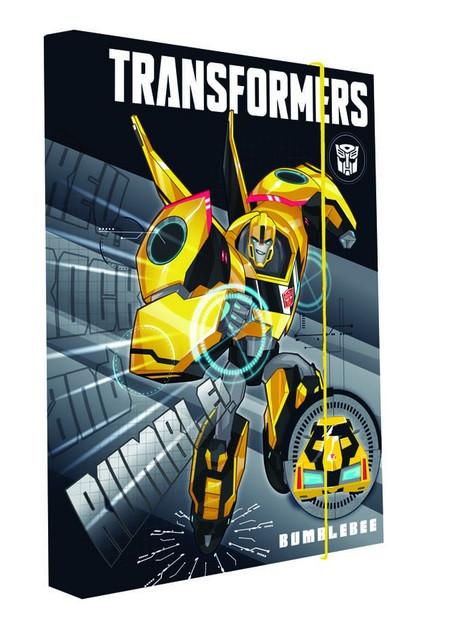 Desky na sešity Heftbox A5 Transformers