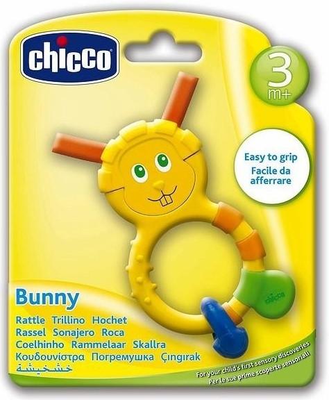 Chicco Chrastítko králíček