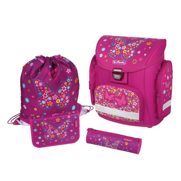 Školní batoh Herlitz Midi fantazie vybavený SET