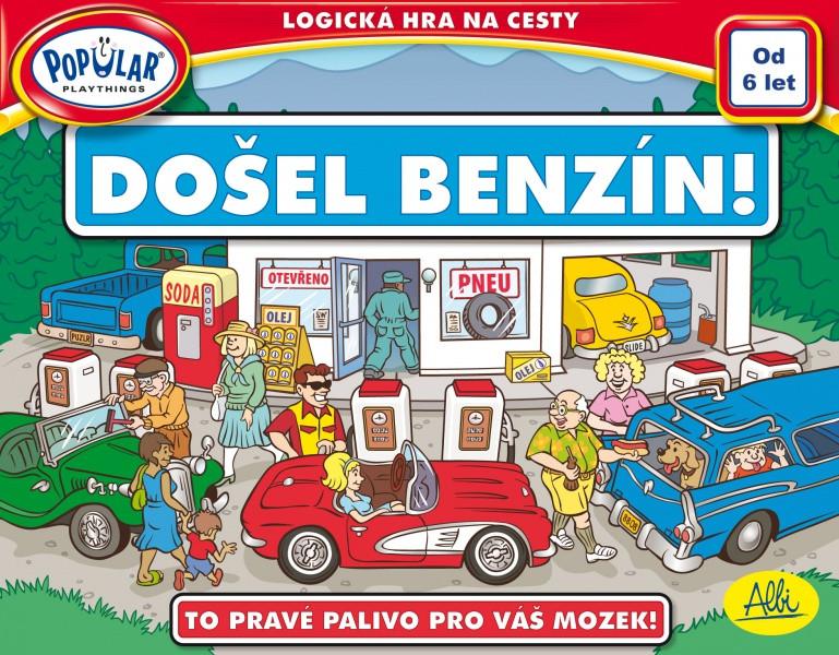 Albi - Popular - Došel benzín!