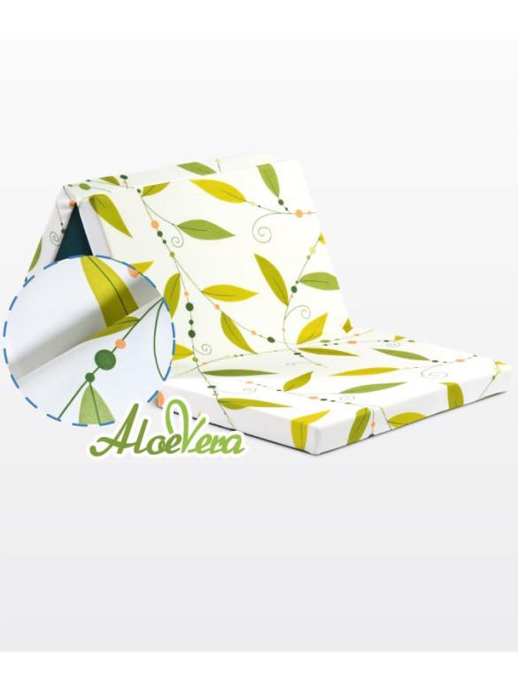 Skládací matrace do postýlky Sensillo Bloom 120x60 cm