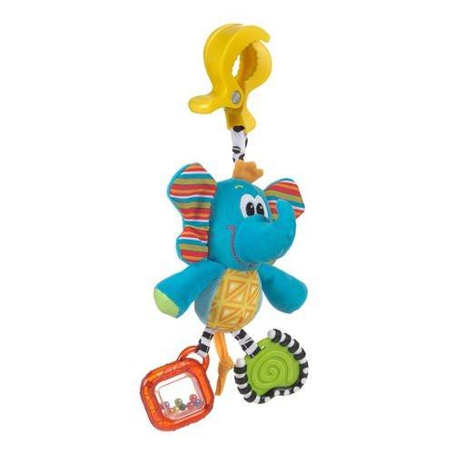 Závěsná hračka Toy box sloník 3 m+