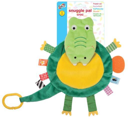 Mazlící kamarád - krokodýl