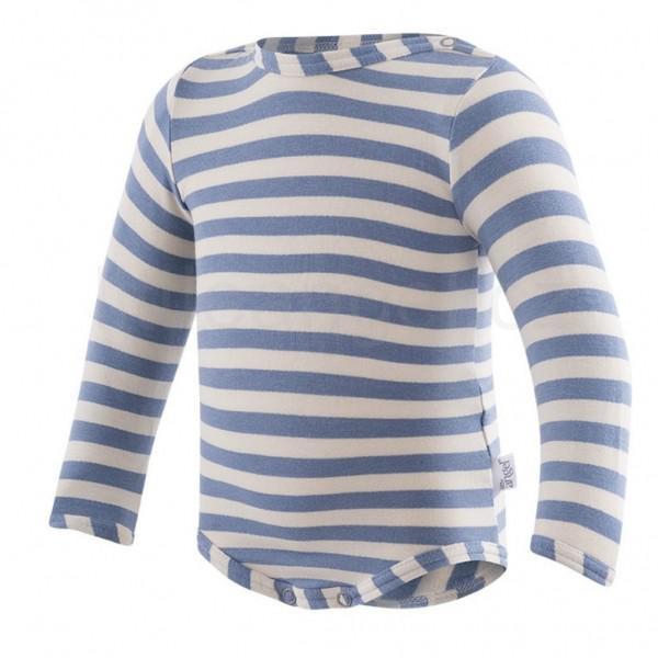 Body ZOE Outlast®, velikost 92, barva pruh modrý nezobra