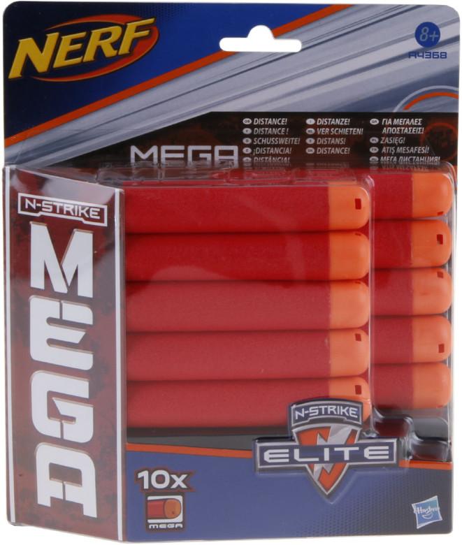 Hasbro NERF Elite mega šipky