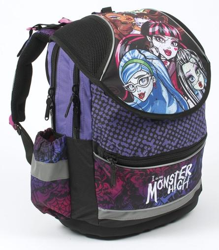 Anatomický školní batoh Monster High