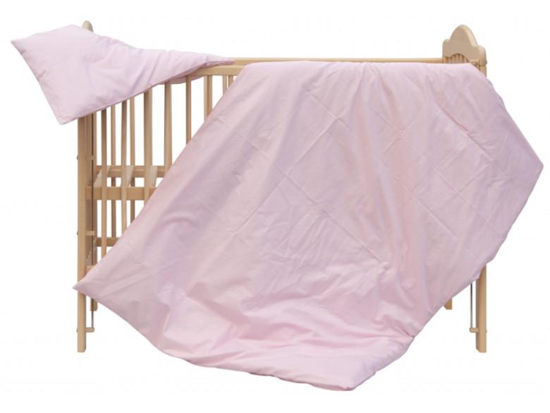 Dětské povlečení 2dílné - Scarlett Blanka - růžové