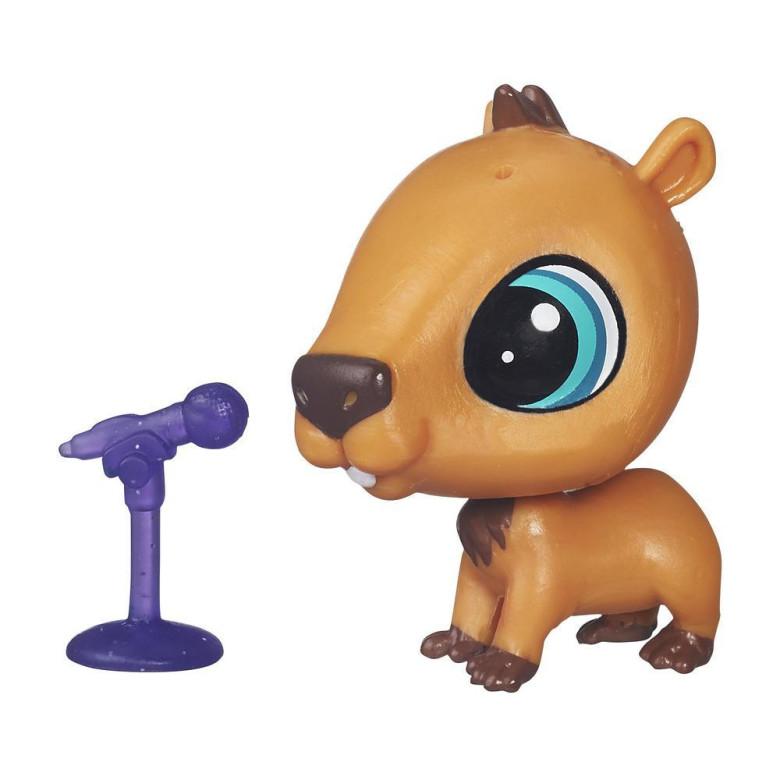 Littlest Pet Shop Jednotlivá zvířátka CAPSY BARA