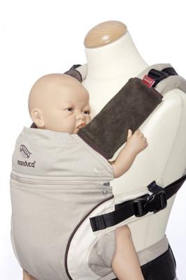 FumBee Circadelic - ochranné návleky na popruhy nosítek/autosedaček