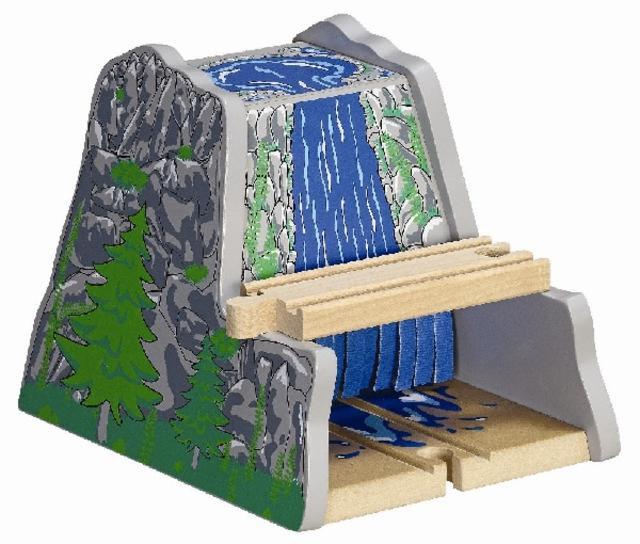 Maxim Tunel s vodopádem