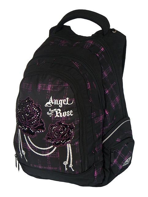 Školní batoh Fun Angel Rose Walker  47f32fde0b