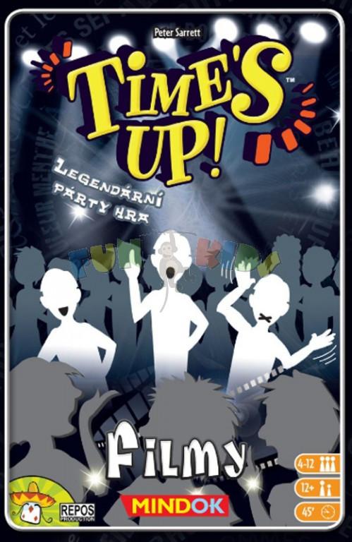 Mindok Time's Up! Filmy
