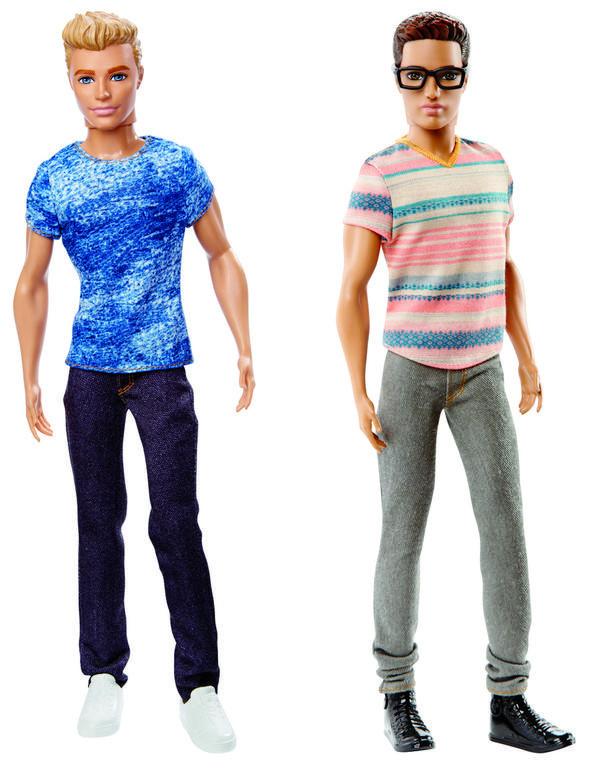 Barbie Ken model