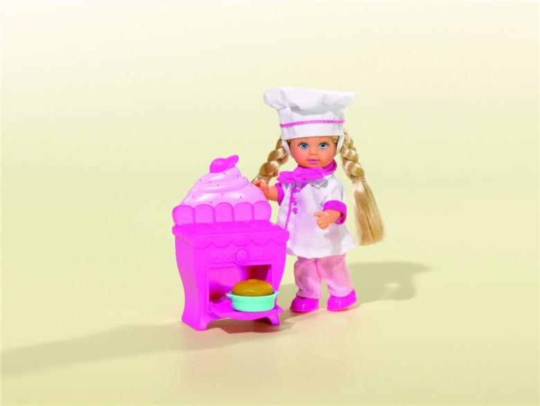 Panenka Evička cukrářka