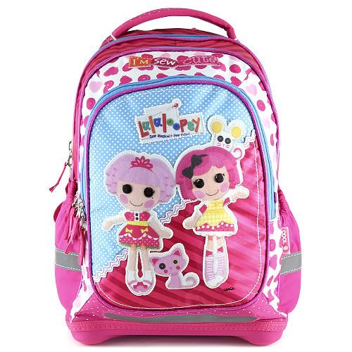 Školní batoh Lalaloopsy - Dvě holčičky a kočička