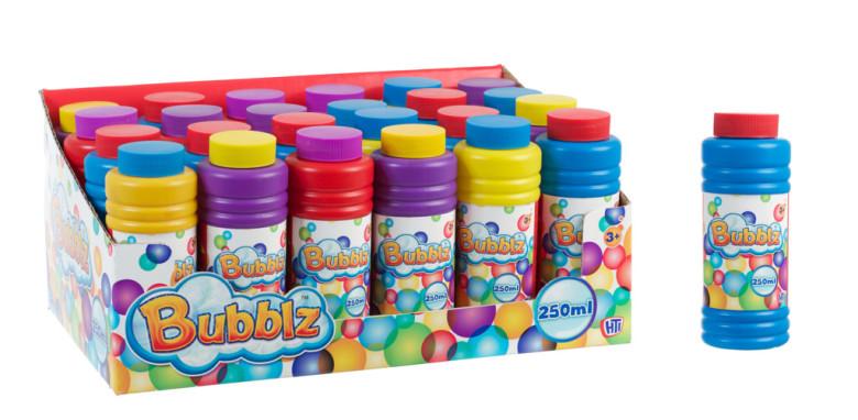 Bublifuk Bubblez 250 ml nezobra