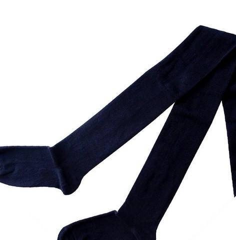 Dětské punčocháče Design Socks vel. 1 (12 - 24 měs) TM. MODRÉ  nrzobrt