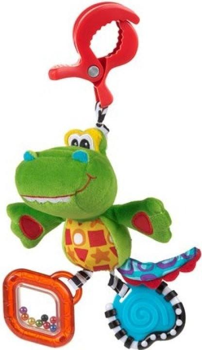 Závěsný krokodýl s klipem