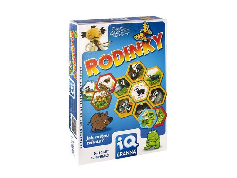 Hra Rodinky