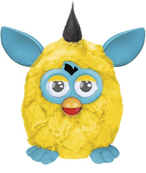 Hasbro Furby - žlutá barva mluvící