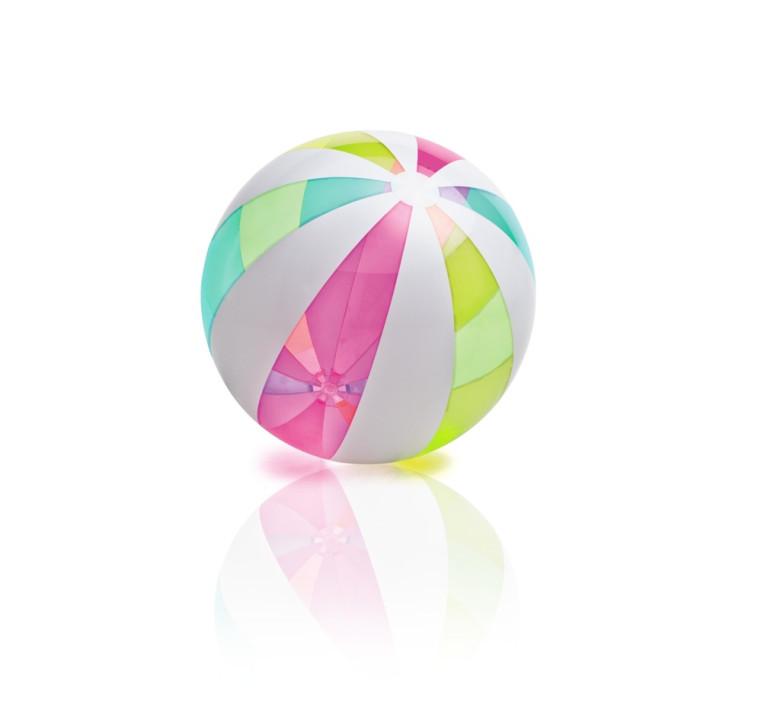 Nafukovací míč plážový 107 cm