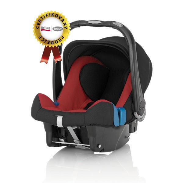 Autosedačka Römer Baby-Safe plus SHR 2 2014 - Chilli Pepper 0 - 13kg