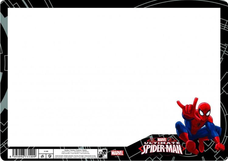 Mazací tabulka Spiderman