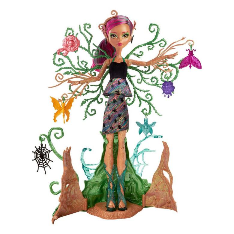 Mattel Monster High straškouzelná Treesa FCV59  454945f50e