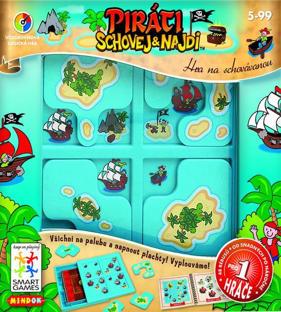 SMART Games Mindok Piráti